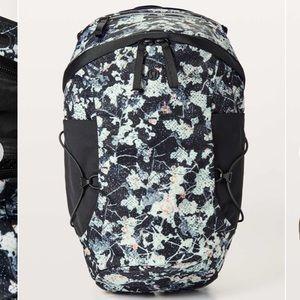 Lululemon Run All Day Backpack 13L Multi Bloom